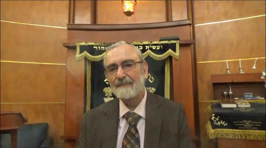RABINO ALFREDO GOLDSCHMIDT:   «IRÁN ES UN PELIGRO CLARO PARA ISRAEL Y LOS JUDÍOS»